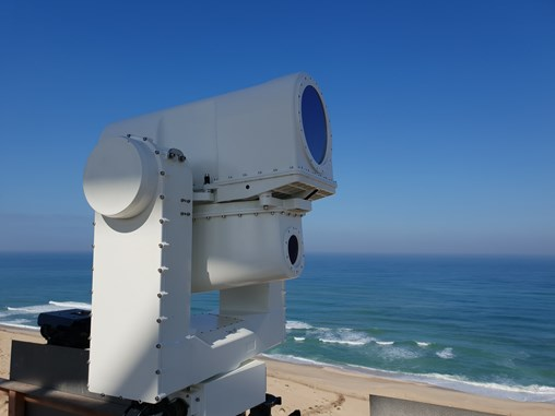 CONTROP Presents the TORNADO-ER, a Panoramic IR Scanner for Coastal and Maritime Wide-Area Surveillance