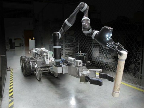 Northrop Grumman Remotec and Kinova Robotics Sign Distribution Agreement for Robotic Manipulator