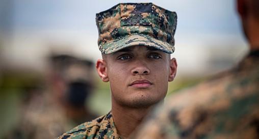 Okinawa Marine recognized for saving restaurant worker's life