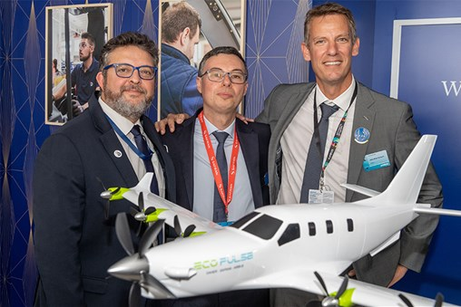 Daher, Airbus and Safran Team up to Develop EcoPulseTM