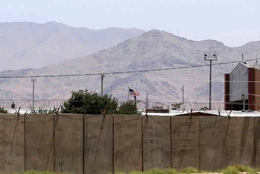 US military hands over Bagram Airfield to Afghans after nearly 20 years