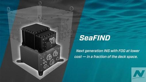 Northrop Grumman Releases Next Generation Maritime Inertial Navigation System