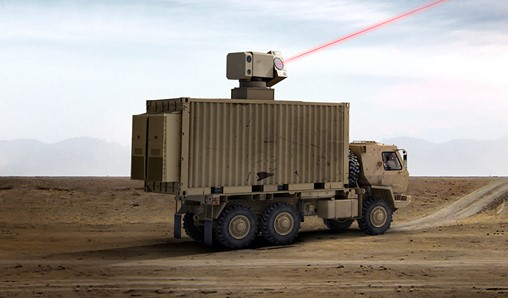 General Atomics, Boeing Partner on High Energy Laser Weapon System