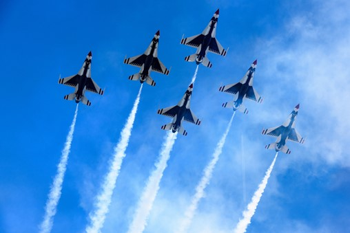Air Force inks new ABMS concept document