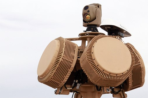 AVT Products Down Iranian Drone