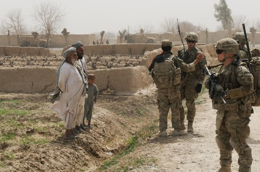 The Pentagon is helping State identify Afghan interpreters for evacuation