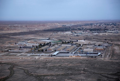 Two minor injuries in latest rocket attack on Iraqi al-Asad airbase housing US personnel