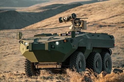 USMC details two pathways for future Advanced Reconnaissance Vehicle fleet