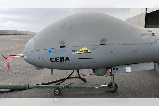 Elbit Systems Launches Hermes Maritime Patrol