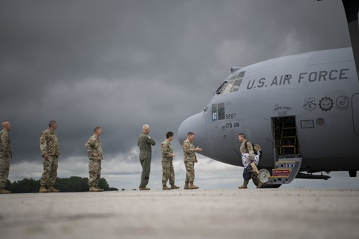 Some C-130H units to be replaced by cyber ops, helicopters