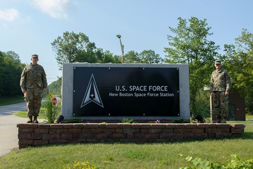 NH installation is now officially part of the Space Force