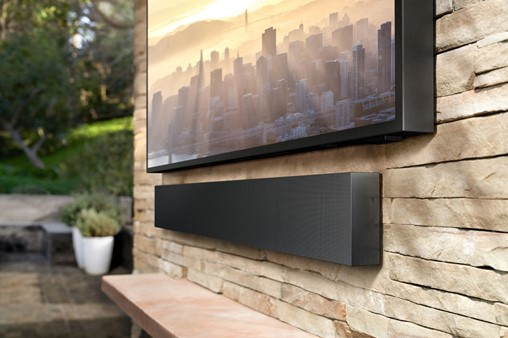 2020 The Terrace with Soundbar