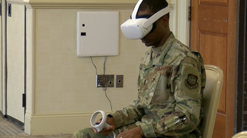 Air Force launches virtual reality program to combat sexual assault