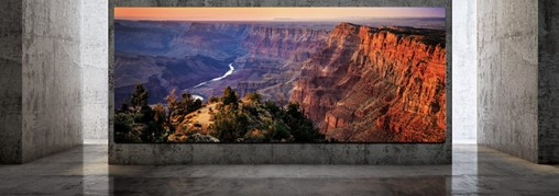 Samsung Introduces New Digital Display Innovations at InfoComm 2019-The Wall Luxury