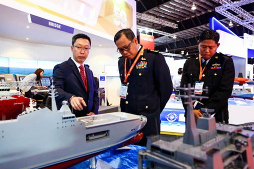 IMDEX Asia Hosts Global Navies and Sets the Stage for Strategic Exchanges for Collaboration and Innovation