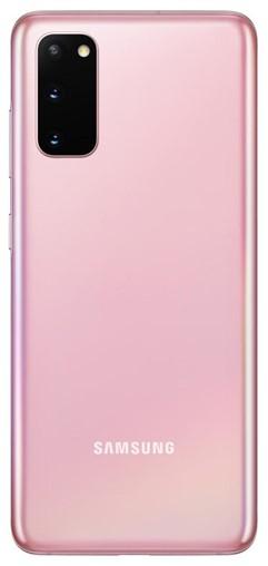 Galaxy S20 Cloud Pink