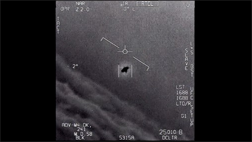 Why the military should work with scientists to study the UFO phenomenon