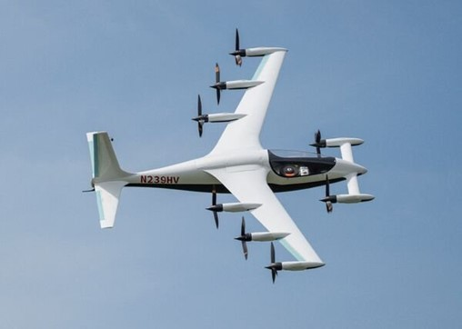 US Air Force issues airworthiness approval for Kitty Hawk's Heaviside eVTOL aircraft
