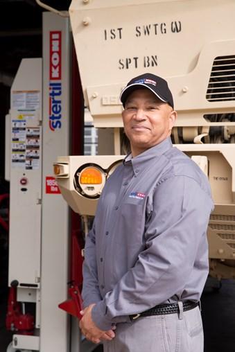 William Studivant Heads Military Sales at Stertil-Koni USA
