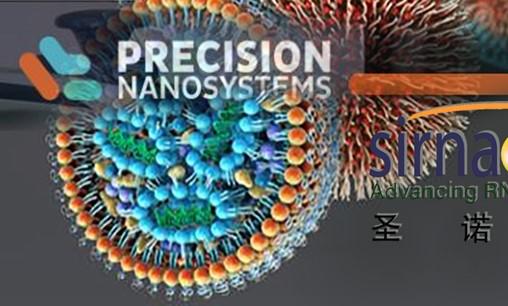 Sirnaomics and Precision NanoSystems Have Formed a Partnership