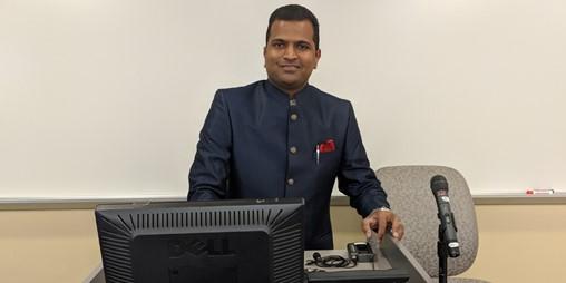 In Conversation: Dr. Harsha K. Rajasimha, IndoUSrare