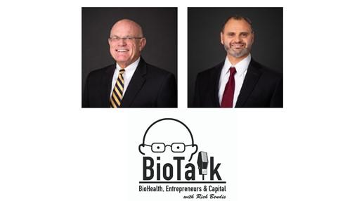 Anthony D. Saleh, Ph.D., CEO of miRecule, joins Rich Bendis on BioTalk
