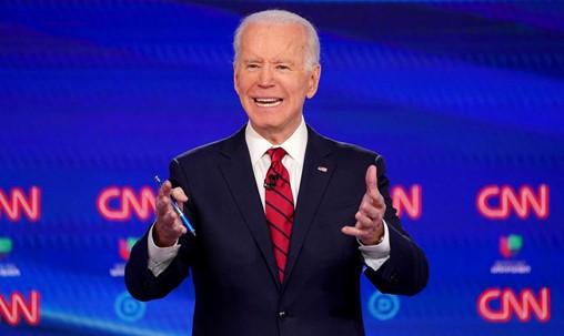 Powerful Union Endorses Joe Biden