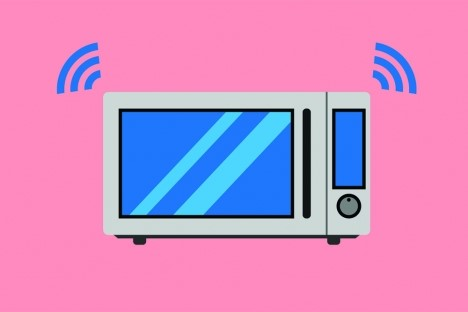 What Can Your Microwave Tell You About Your Health?