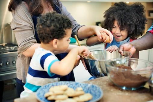 How to Design a Kid-Friendly Kitchen