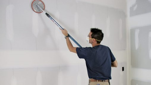 Drywall Sanding Overview