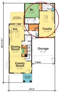Frahm Cottage - #42355