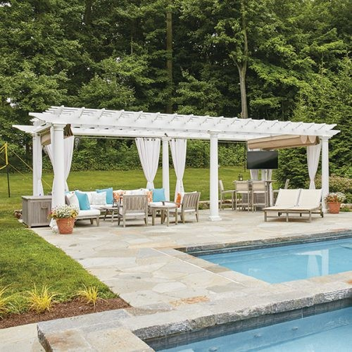 What do your ideal pool area look like?