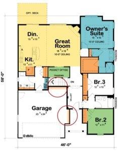 Hickory Cottage - #42234_garage storage
