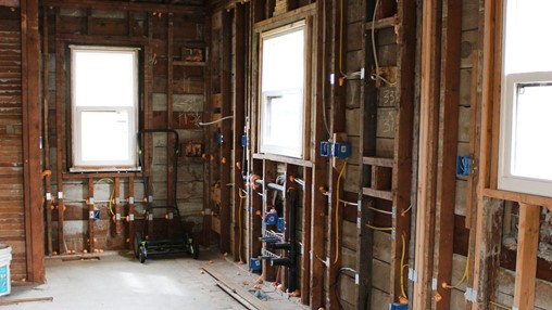 Next focus in pandemic renovation? Floors