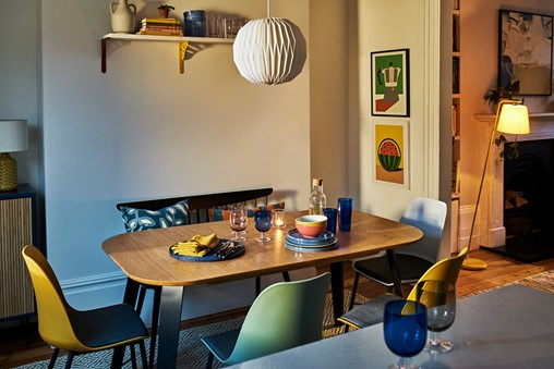 Having space to entertain guests is key for first-time buyers, research shows