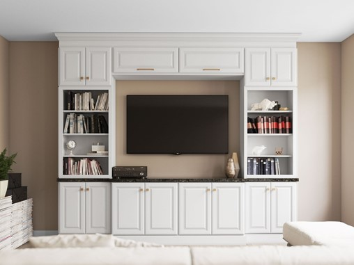 Timeless Ways To Transform A Dated TV Room