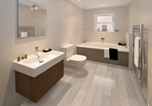 Bathroom Flooring Options for Durability & Style