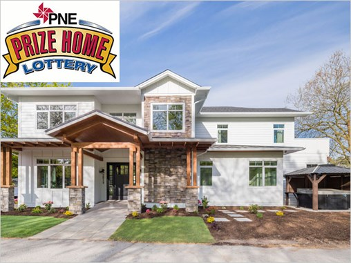 PNE Prize Home – It's (Fair) Time to Check It Out