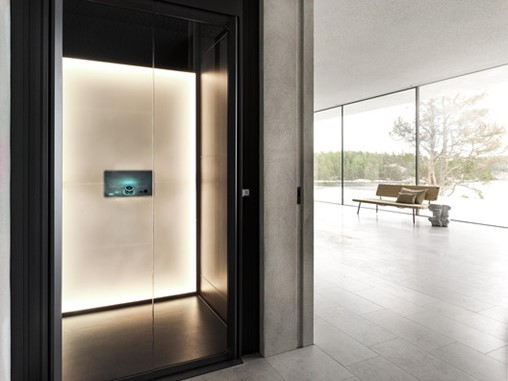 Reinventing the Platform Lift as a Design Statement for Accessibility at Home: Aritco