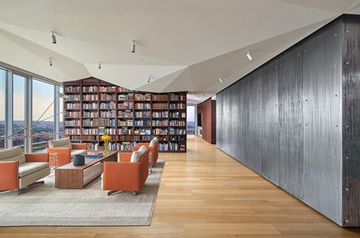 Case Study Interiors: Waterview Condominium by Robert M. Gurney, FAIA, Architect