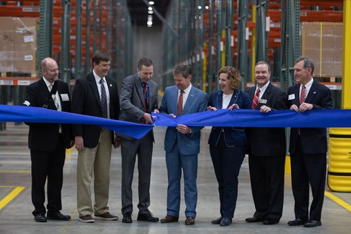 GE Appliances' New Georgia Logistics Center Is Strategic Link for US Supply Chain