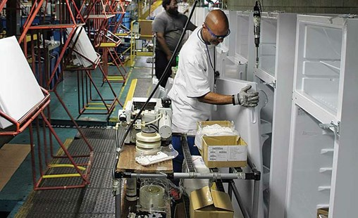 Ge Appliances Decatur Plant Is Assembly Magazine's Plant of the Year