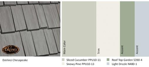 Exterior Color Trend Schemes – Part Three
