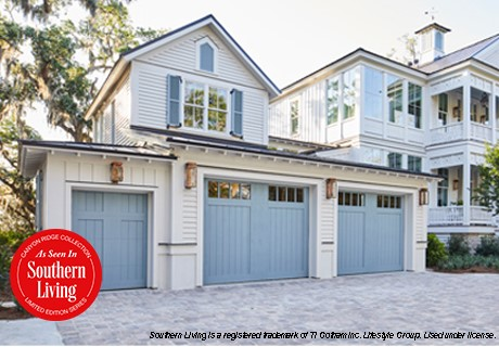 INSULATED CARRIAGE HOUSE GARAGE DOORS