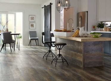 CoreLuxe Ultra 7mm Copper Barrel Oak Engineered Vinyl Plank Flooring