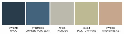 How to Use the Right 2020 Color Trend on Your Home Exterior – Part One