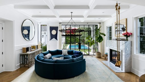 Five design tips to steal from Margot Robbie's insanely-chic So-Cal home