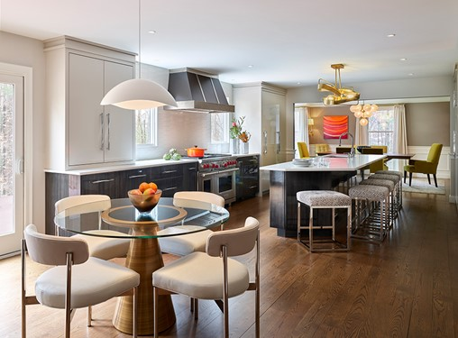 Designing a Kitchen for Multiple Cooks & Guests