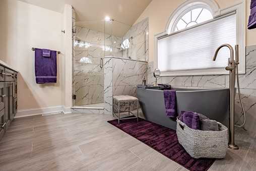 3 Cool And Classy Ways To Add Color In The Bathroom