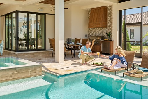 Stylish Backyard & Poolside Décor for Summer 2021